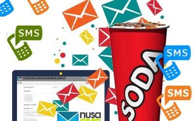 SMS Promosi untuk Bisnis Makanan & Minuman