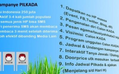 Aturan SMS Pilkada